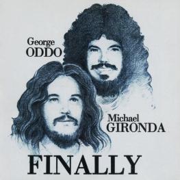 Audio CD: George Oddo (1978) Finally