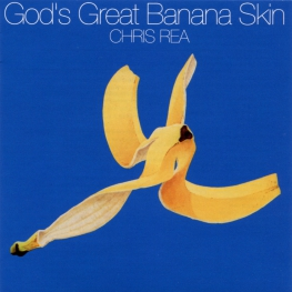 Audio CD: Chris Rea (1992) God's Great Banana Skin