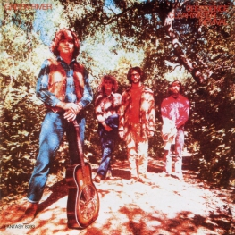 Audio CD: Creedence Clearwater Revival (1969) Green River