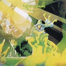 Audio CD: Greenslade (1973) Greenslade