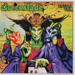 Audio CD: Greenslade (1975) Time And Tide