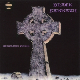 Audio CD: Black Sabbath (1989) Headless Cross