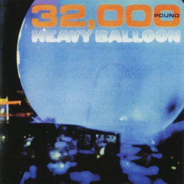 Audio CD: Heavy Balloon (1969) 32,000 Pound