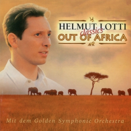 Audio CD: Helmut Lotti (1999) Out Of Africa