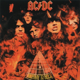 Audio CD: AC/DC (1979) Highway To Hell