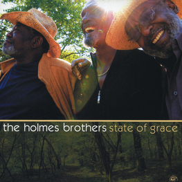 Audio CD: Holmes Brothers (2007) State Of Grace