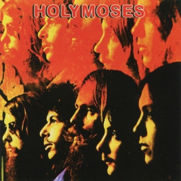Audio CD: Holy Moses (1971) Holy Moses !!
