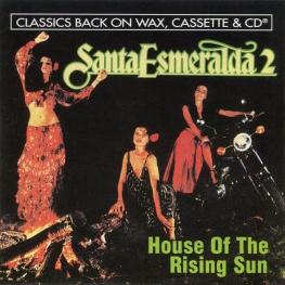 Audio CD: Santa Esmeralda (1977) The House Of The Rising Sun