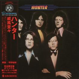 Audio CD: Hunter (1977) Hunter