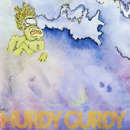 Audio CD: Hurdy Gurdy (1972) Hurdy Gurdy