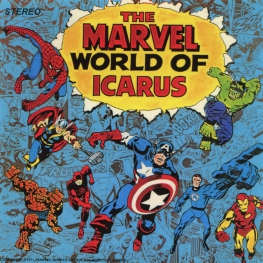 Audio CD: Icarus (1972) The Marvel World Of Icarus