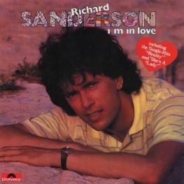 Audio CD: Richard Sanderson (1981) I'm In Love