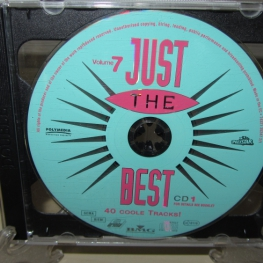 Audio CD: VA Just The Best (1996) Volume 7
