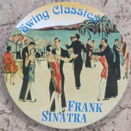Audio CD: Frank Sinatra (1995) Swing Classics