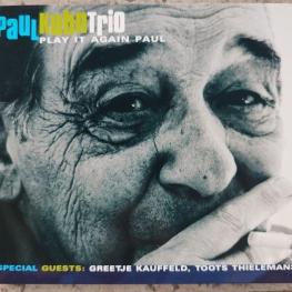 Audio CD: Paul Kuhn Trio (2000) Play It Again Paul
