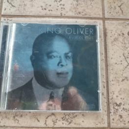 Audio CD: King Oliver (2000) Riverside Blues