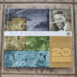 Audio CD: Nat King Cole (1999) Legends Of The 20th Century