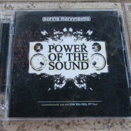 Audio CD: Sohne Mannheims (2005) Power Of The Sound
