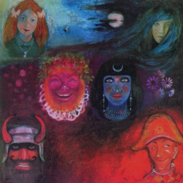 Audio CD: King Crimson (1970) In The Wake Of Poseidon