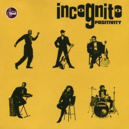 Audio CD: Incognito (1993) Positivity