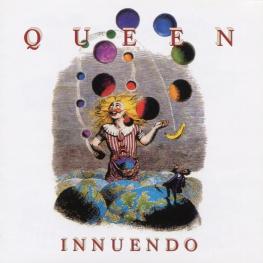 Audio CD: Queen (1990) Innuendo