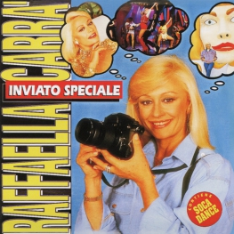 Audio CD: Raffaella Carra (1990) Inviato Speciale