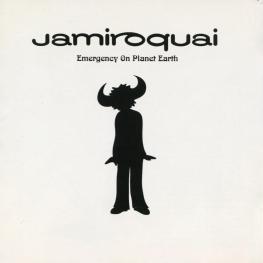 Audio CD: Jamiroquai (1993) Emergency On Planet Earth