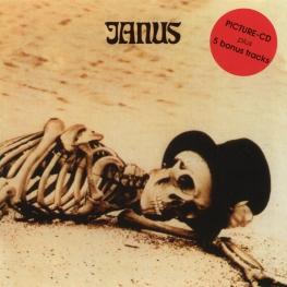 Audio CD: Janus (1972) Gravedigger