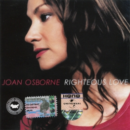 Audio CD: Joan Osborne (2000) Righteous Love