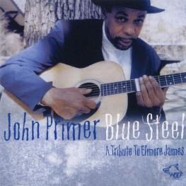 Audio CD: John Primer (2003) Blue Steel - A Tribute To Elmore James