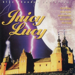 Audio CD: Juicy Lucy (1996) Blue Thunder