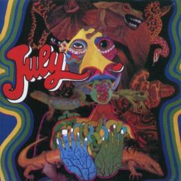 Audio CD: July (3) (1968) July