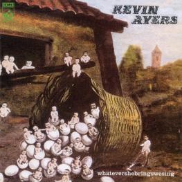 Audio CD: Kevin Ayers (1972) Whatevershebringswesing