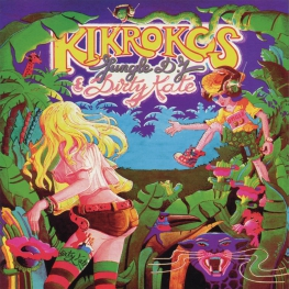Audio CD: Kikrokos (1978) Jungle D. J. & Dirty Kate