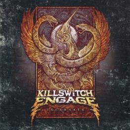 Audio CD: Killswitch Engage (2016) Incarnate