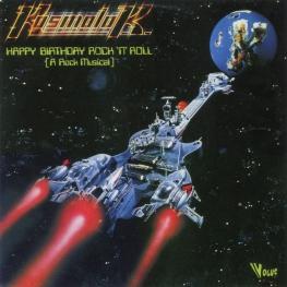 Audio CD: Kosmolok (1980) Happy Birthday Rock 'N' Roll (A Rock Musical)