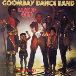 Audio CD: Goombay Dance Band (1980) Land Of Gold