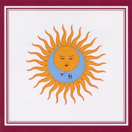 Audio CD: King Crimson (1973) Larks' Tongues In Aspic