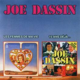 Audio CD: Joe Dassin (1978) Les Femmes De Ma Vie + 15 Ans Deja...