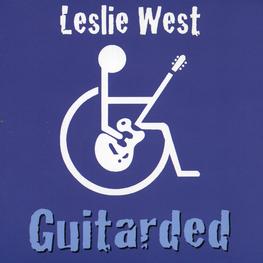 Audio CD: Leslie West (2004) Guitarded