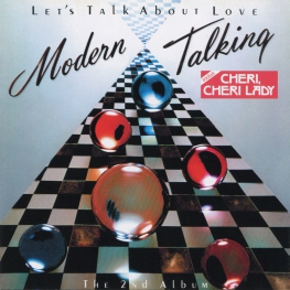 Audio CD: Modern Talking (1985) Let's Talk About Love