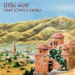 Audio CD: Little Feat (1977) Time Loves A Hero