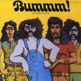 Audio CD: Locomotiv GT (1973) Bummm!