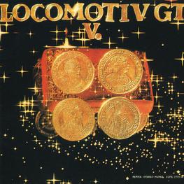 Audio CD: Locomotiv GT (1976) V