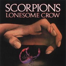 Audio CD: Scorpions (1972) Lonesome Crow