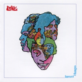 Audio CD: Love (1967) Forever Changes