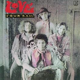 Audio CD: Love (1969) Four Sail