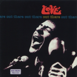 Audio CD: Love (1988) Out There