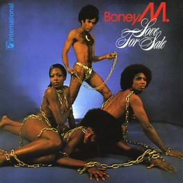 Audio CD: Boney M (1977) Love For Sale