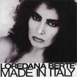 Audio CD: Loredana Berte (1981) Made In Italy
